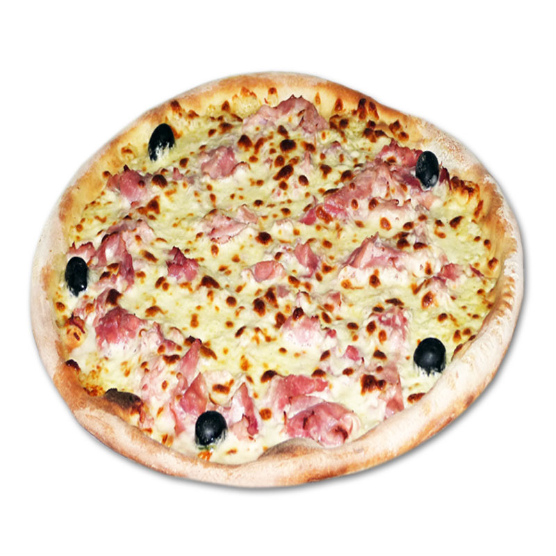 Pizza marguerite à emporter