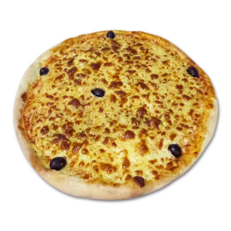 Pizza provençale à emporter
